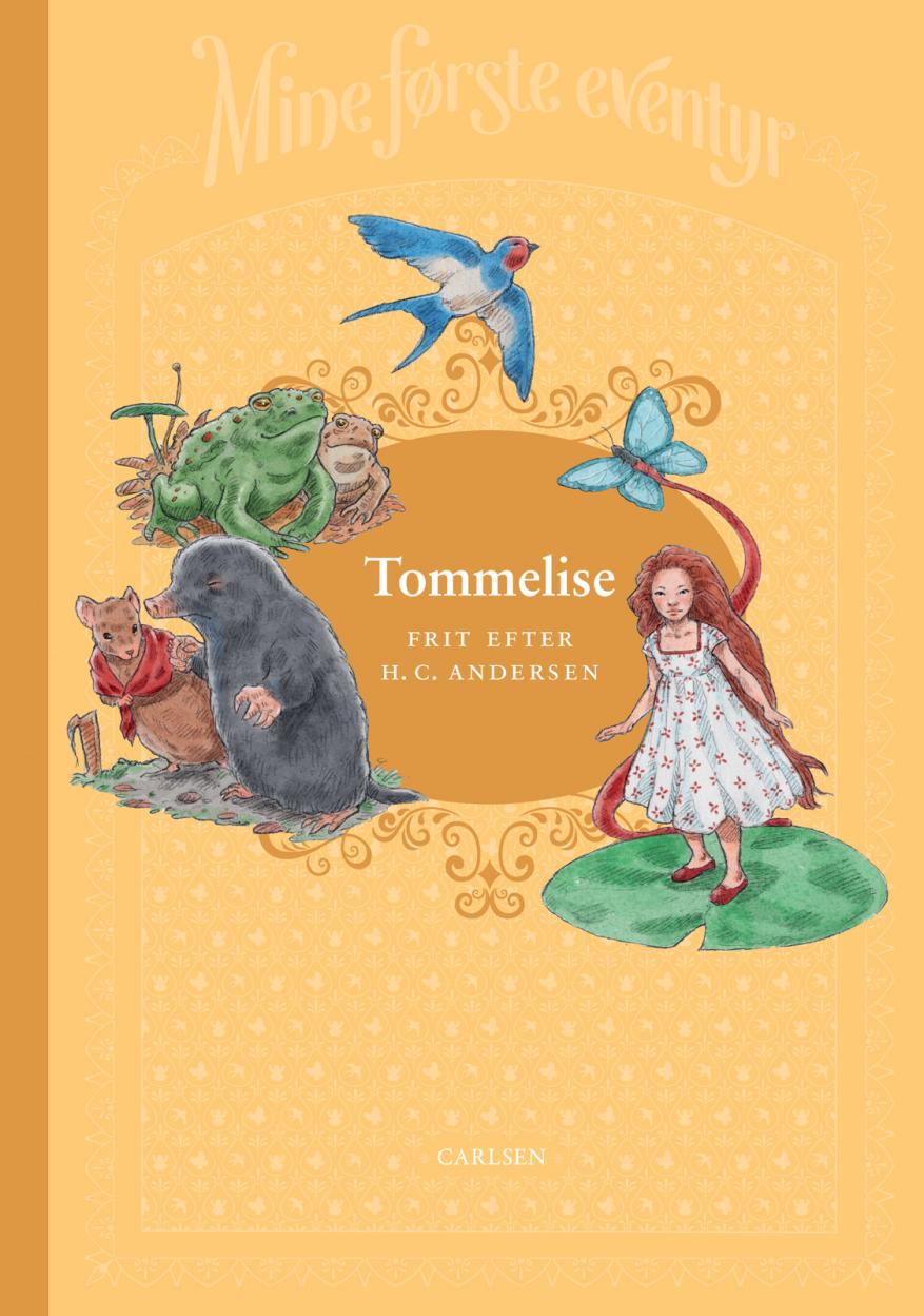Mine første eventyr #3: Tommelise - Maneno
