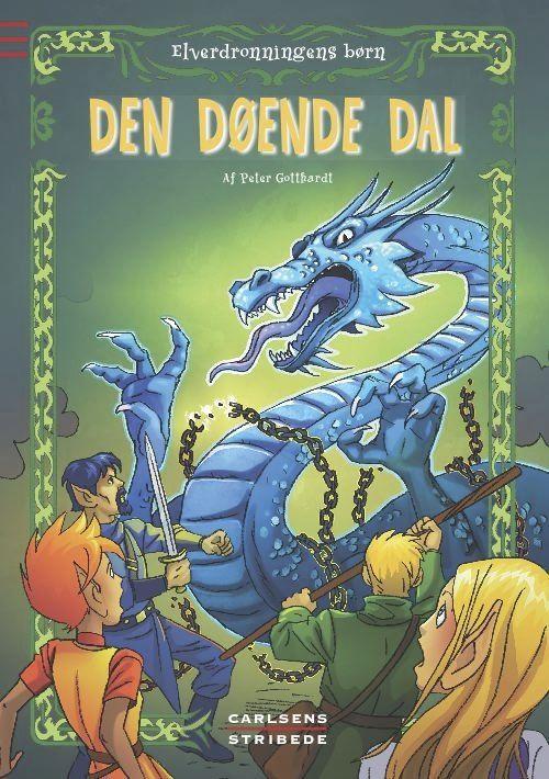 Elverdronningens børn 6: Den døende dal - Maneno