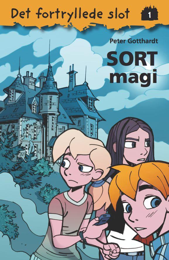 Det fortryllede slot 1: Sort magi - Maneno