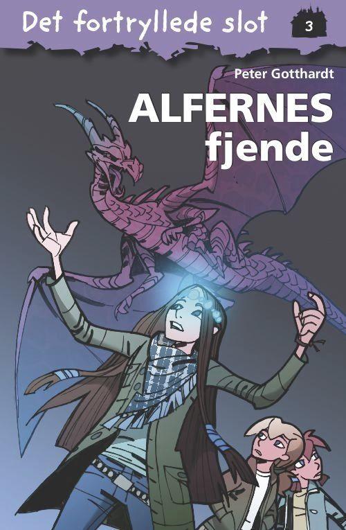 Det fortryllede slot 3: Alfernes fjende - Maneno
