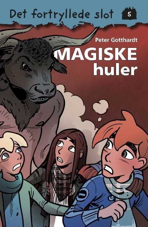 Det fortryllede slot 5: Magiske huler - Maneno