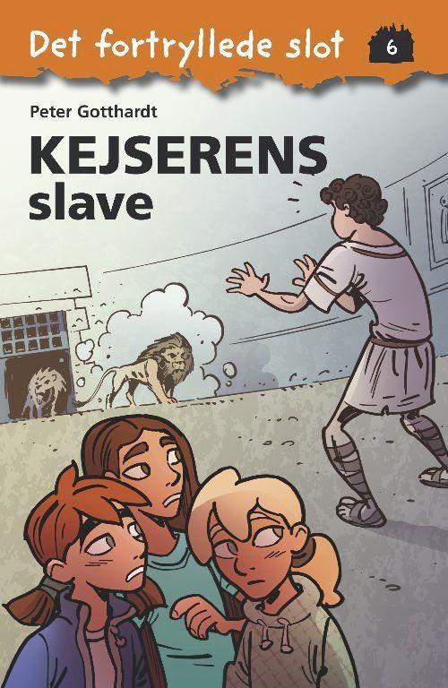 Det fortryllede slot 6: Kejserens slave - Maneno