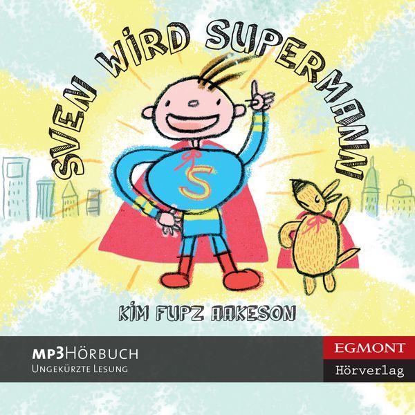 Sven wird Supermann - Maneno