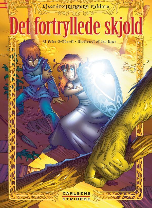 Elverdronningens riddere 1: Det fortryllede skjold - Maneno