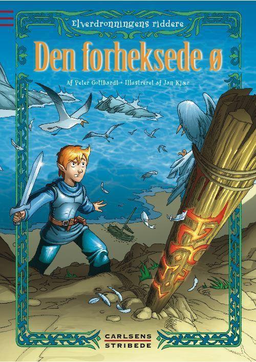 Elverdronningens riddere 2: Den forheksede ø - Maneno