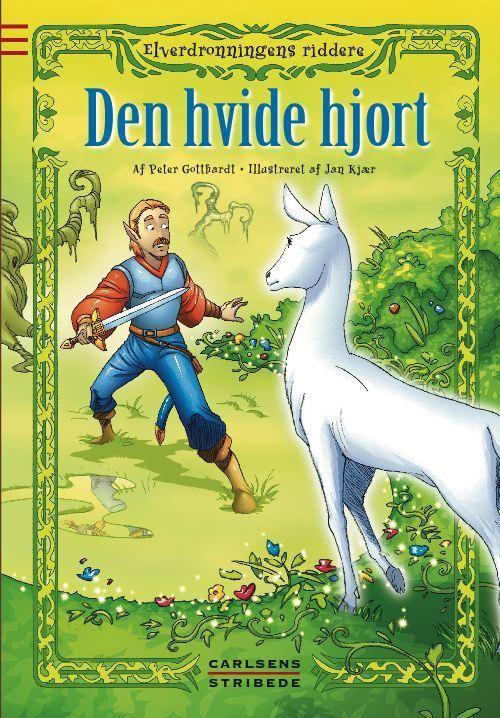 Elverdronningens riddere 6: Den hvide hjort - Maneno