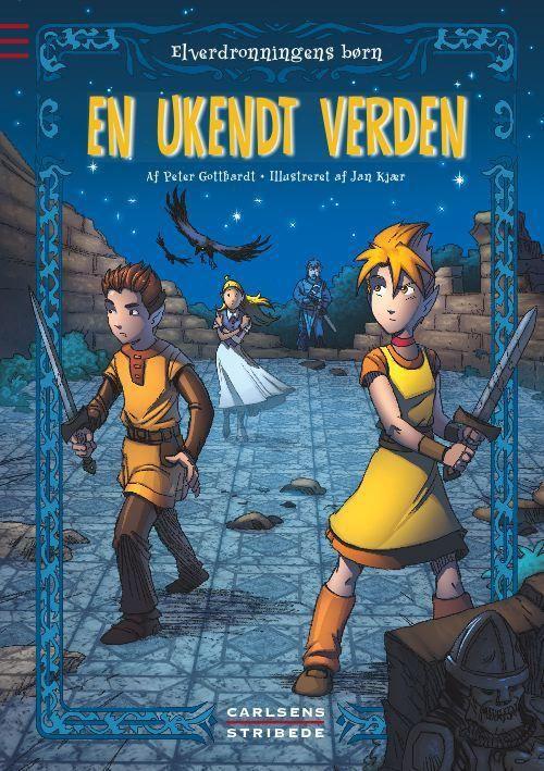Elverdronningens børn 1: En ukendt verden - Maneno