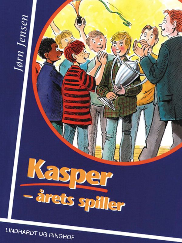 Fodbold med Kasper: Kasper - årets spiller - Maneno