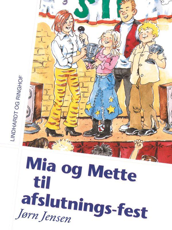 Mia og Mette til afslutningsfest - Maneno