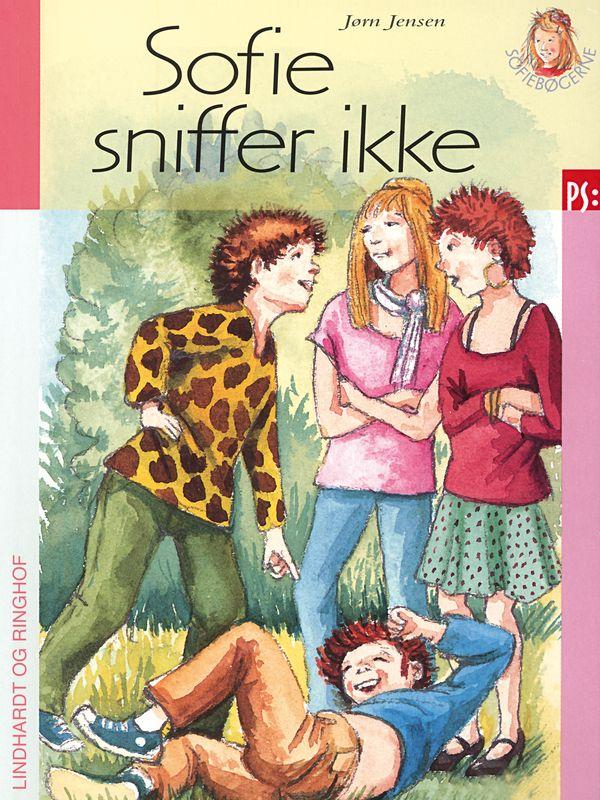 Sofiebøgerne: Sofie sniffer ikke - Maneno