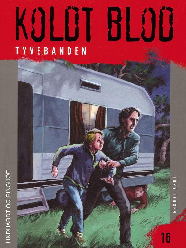 Koldt blod #16: Tyvebanden - Maneno