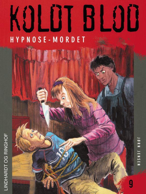 Koldt blod #9: Hypnose-mordet - Maneno