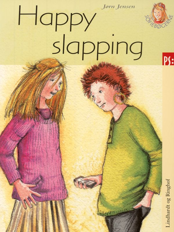 Sofiebøgerne: Happy slapping - Maneno