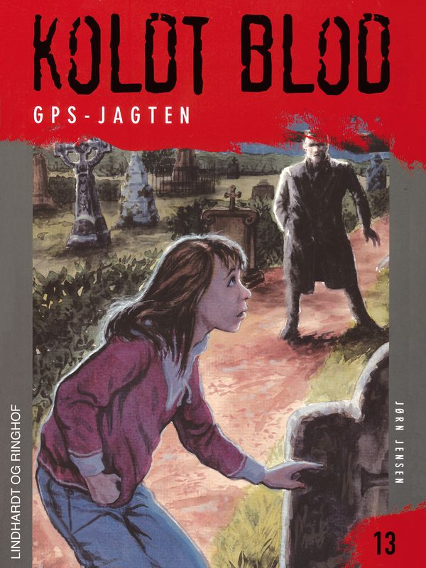 Koldt blod #13: GPS-jagten - Maneno
