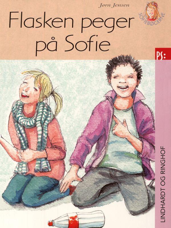 Sofiebøgerne: Flasken peger på Sofie - Maneno