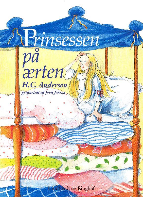 Prinsessen på ærten - Maneno