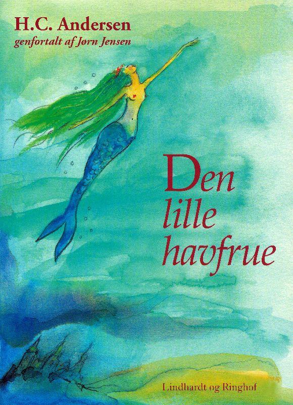 Den lille havfrue - Maneno