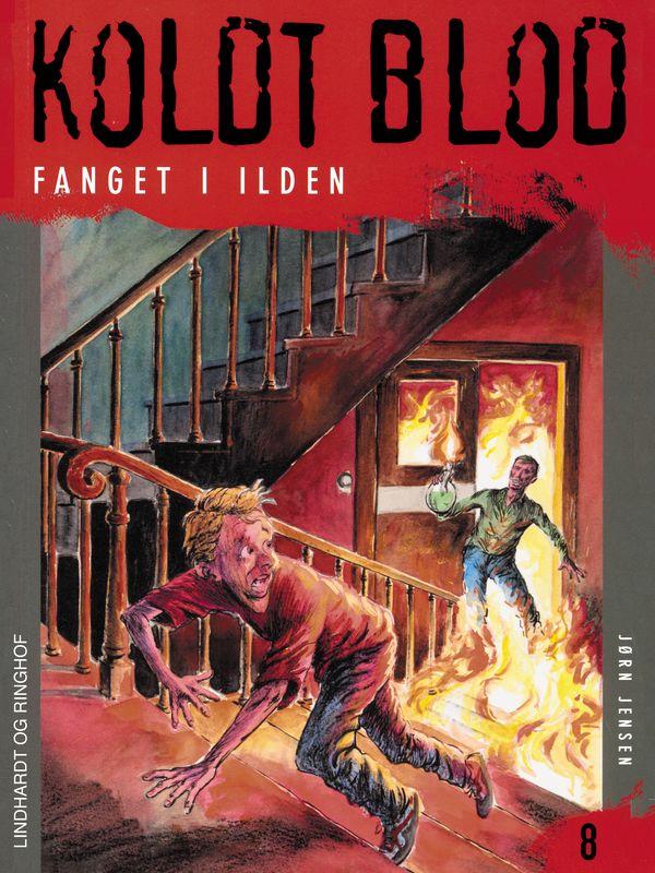Koldt blod #8: Fanget i ilden - Maneno
