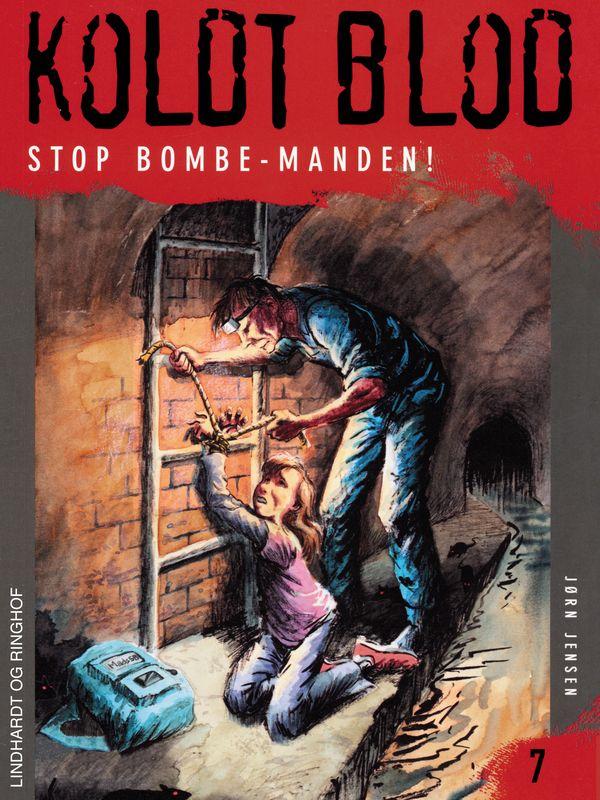 Koldt blod #7: Stop bombe-manden! - Maneno