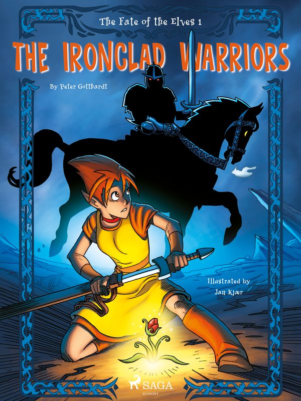 The Fate of the Elves #1: The Ironclad Warriors - Maneno