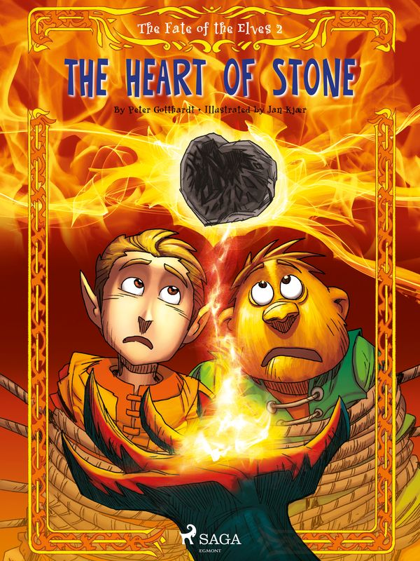 The Fate of the Elves #2: The Heart of Stone - Maneno