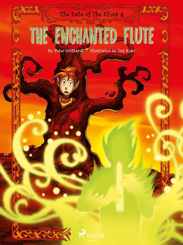 The Fate of the Elves #4: The Enchanted Flute - Maneno
