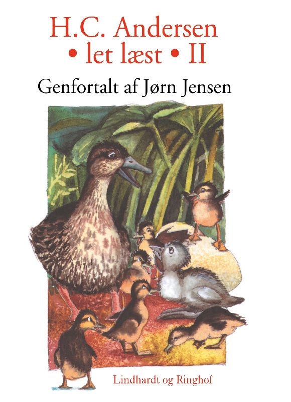 H.C. Andersen - Let læst II - Maneno