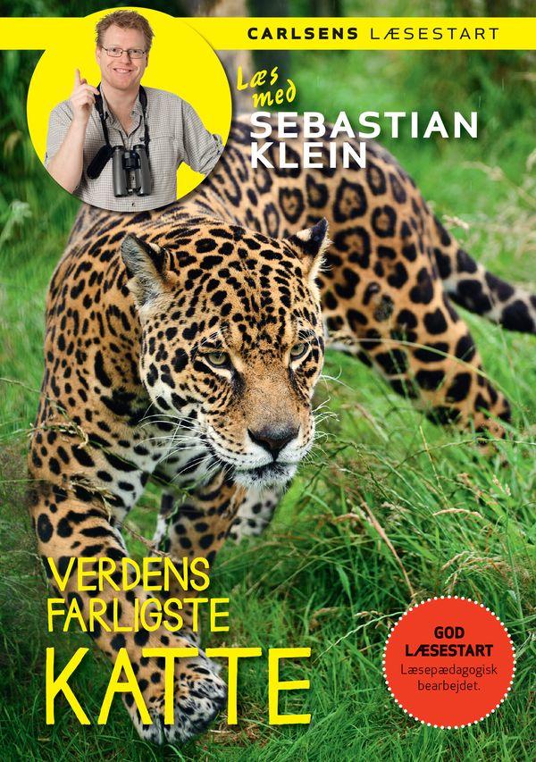Læs med Sebastian Klein: Verdens farligste katte - Maneno