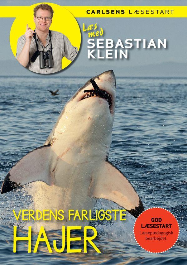 Læs med Sebastian Klein: Verdens farligste hajer - Maneno