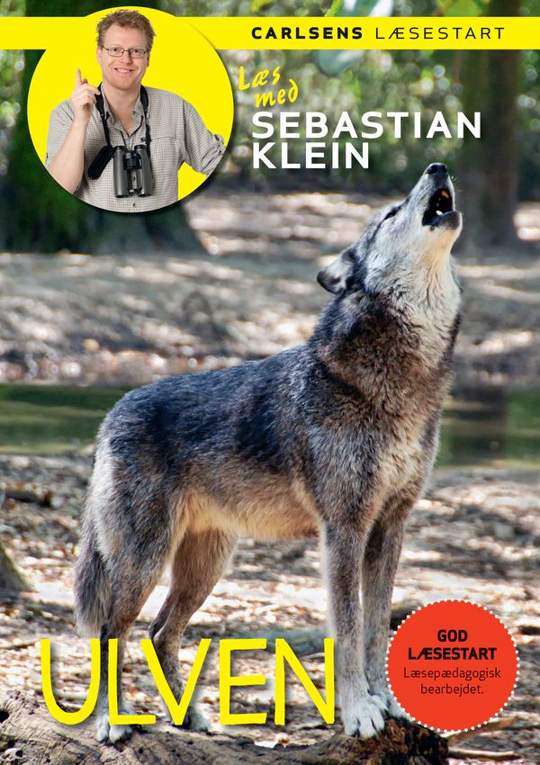 Læs med Sebastian Klein: Ulven - Maneno