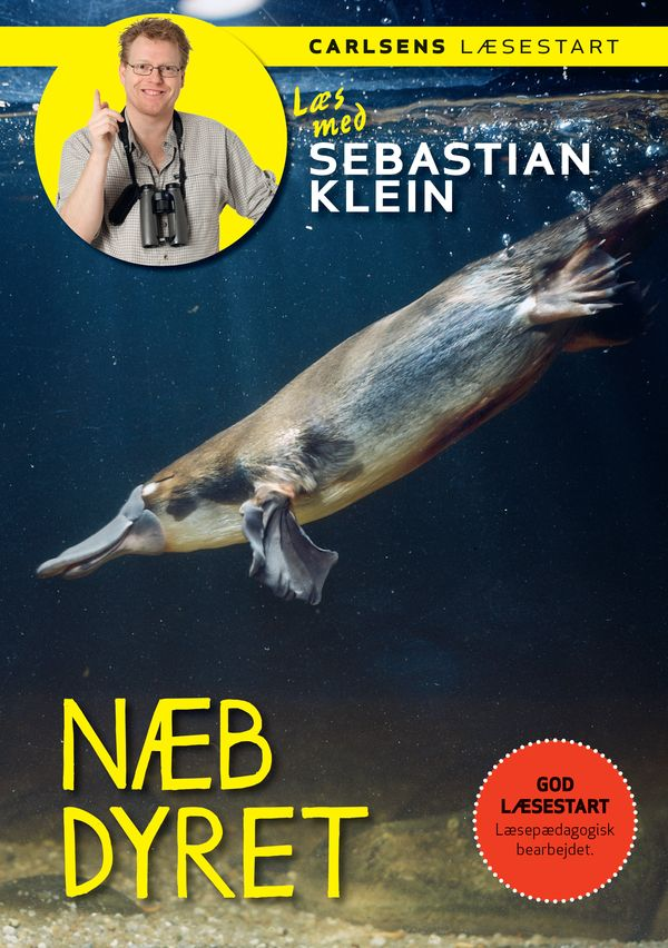 Læs med Sebastian Klein: Næbdyret - Maneno