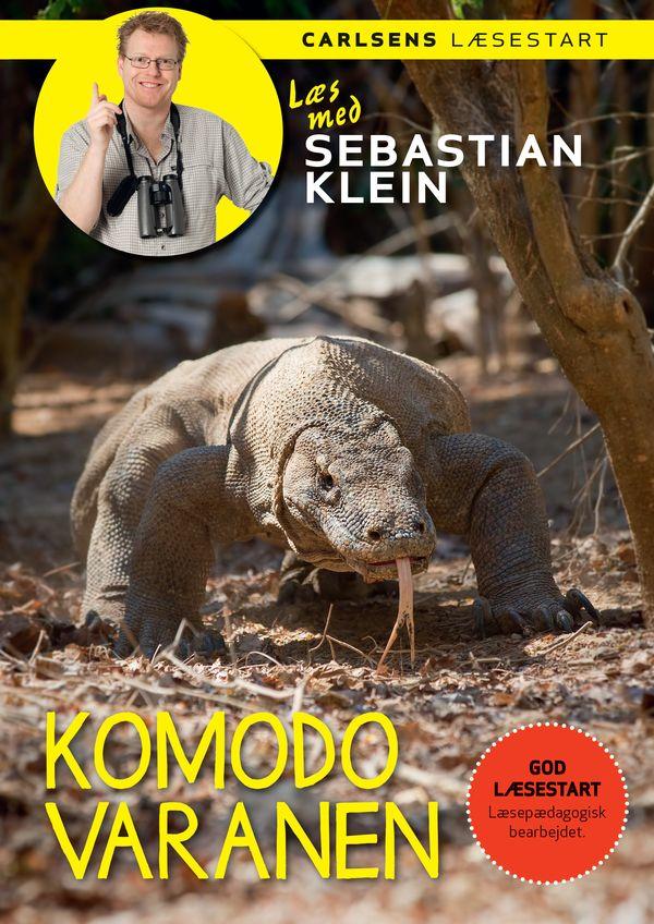 Læs med Sebastian Klein: Komodovaranen - Maneno