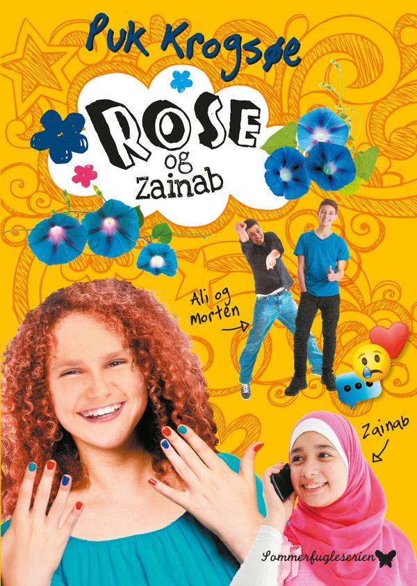 Rose og Zainab - Maneno