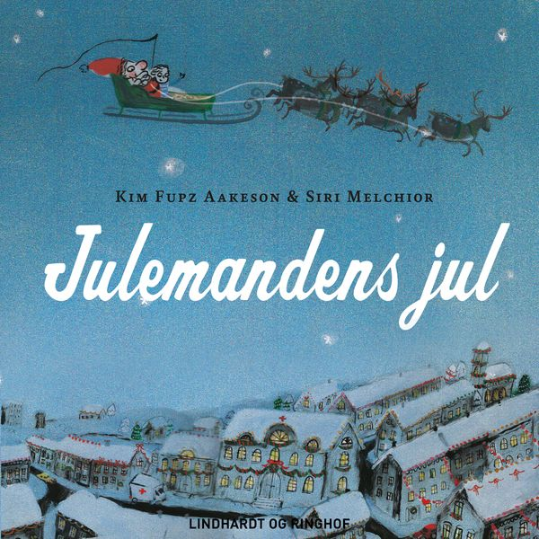 Julemandens jul - Maneno