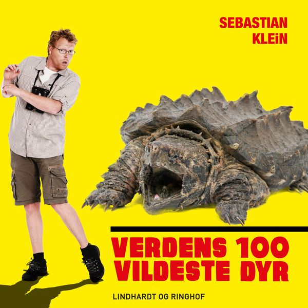 Verdens 100 vildeste dyr, Alligatorskildpadden - Maneno