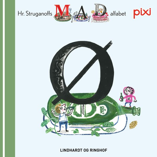 Pixi- Hr. Struganoff madalfabet Ø - Maneno