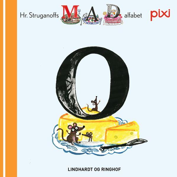 Pixi- Hr. Struganoff madalfabet O - Maneno