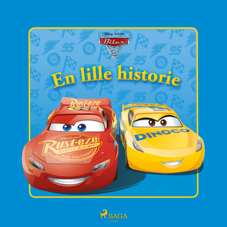 Biler 3: Min lille historie - Maneno