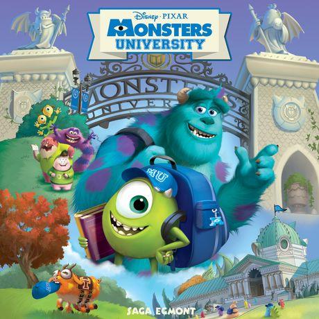 Monsters University - Maneno