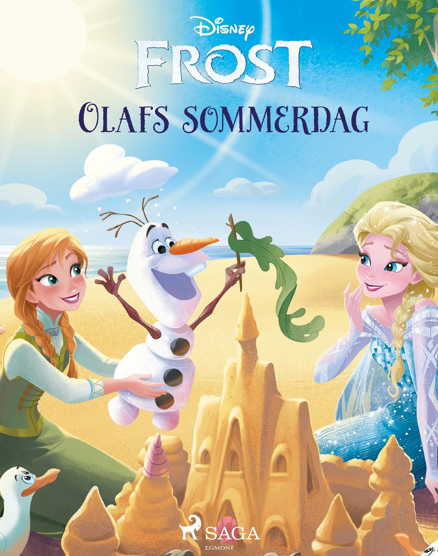 Frost: Olafs sommerdag - Maneno