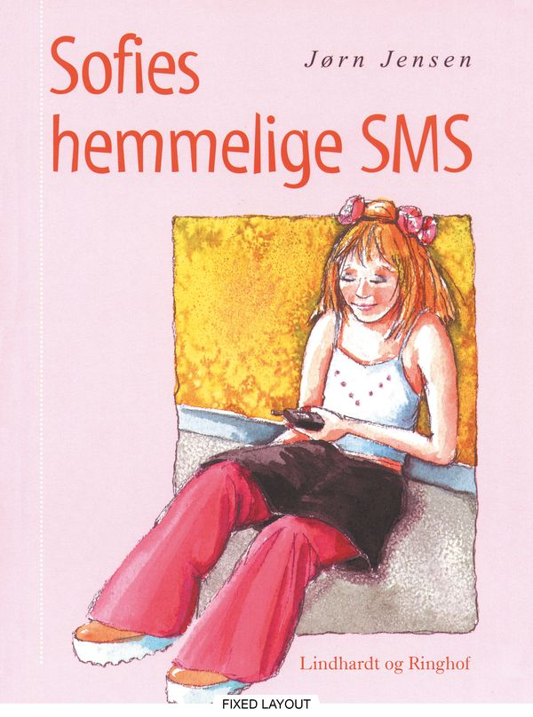 Sofiebøgerne: Sofies hemmelige SMS - Maneno