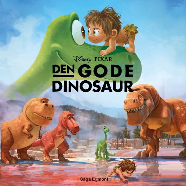 Den gode dinosaur - Maneno