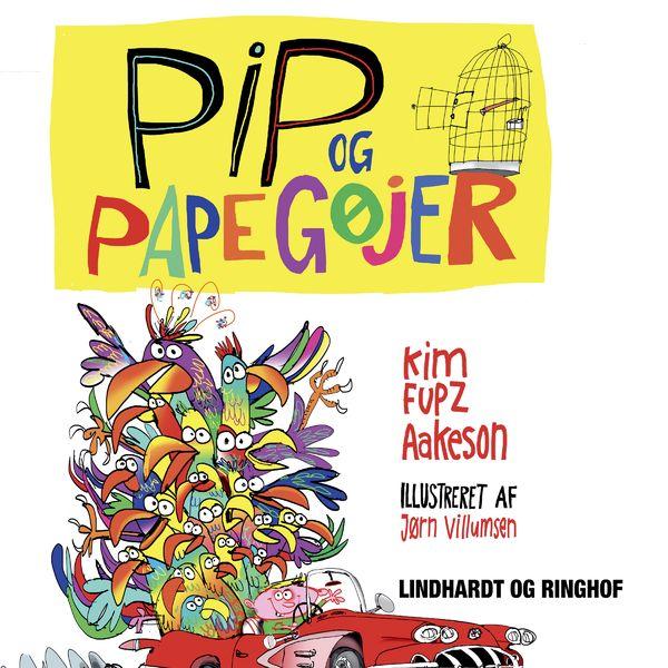 Pip og papegøjer - Maneno