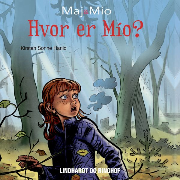 Maj & Mio #3: Hvor er Mio? - Maneno