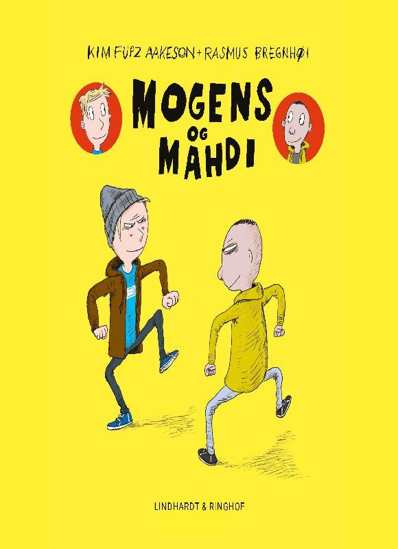 Mogens og Mahdi - Maneno