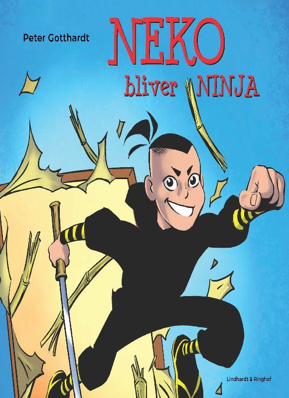 Neko bliver ninja - Maneno