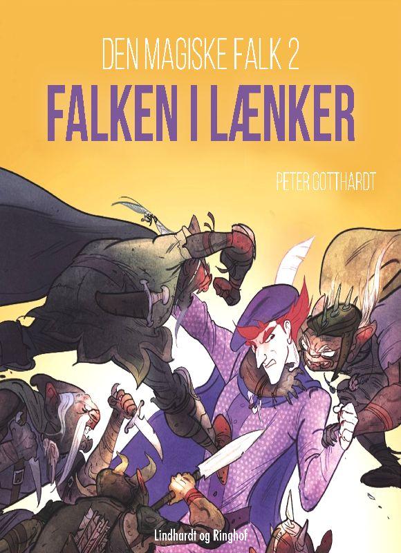 Den magiske falk 2: Falken i lænker - Maneno
