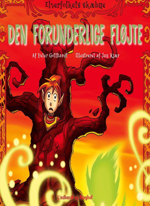 Elverfolkets skæbne 4: Den forunderlige fløjte - Maneno