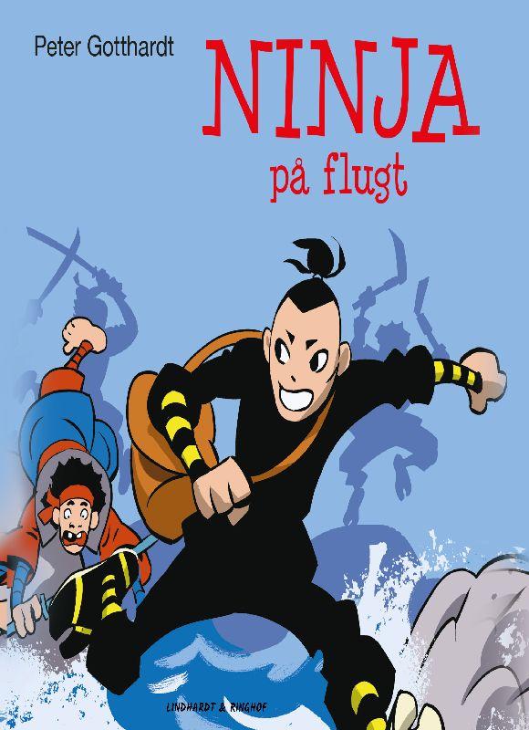 Ninja på flugt - Maneno