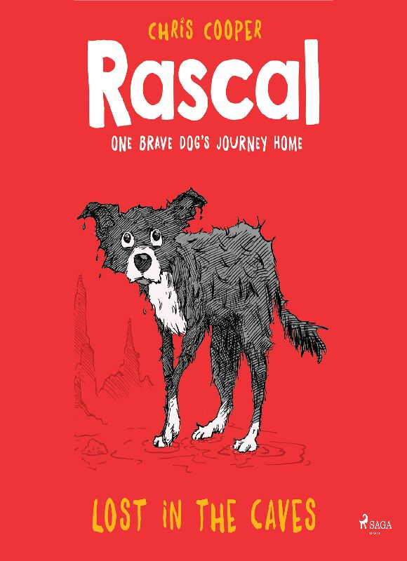 Rascal 1 - Lost in the Caves - Maneno - 8676